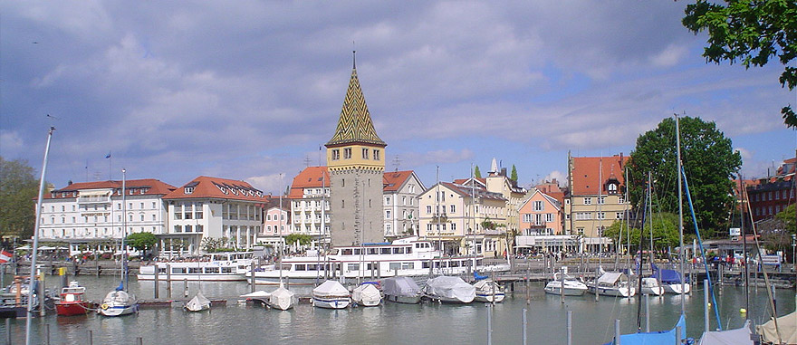 Visit Lindau, Federal Republic of Germany