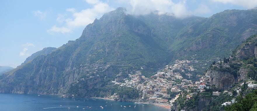 Visit Positano, Italian Republic