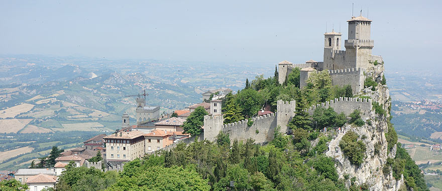Visit San Marino, Most Serene Republic of San Marino