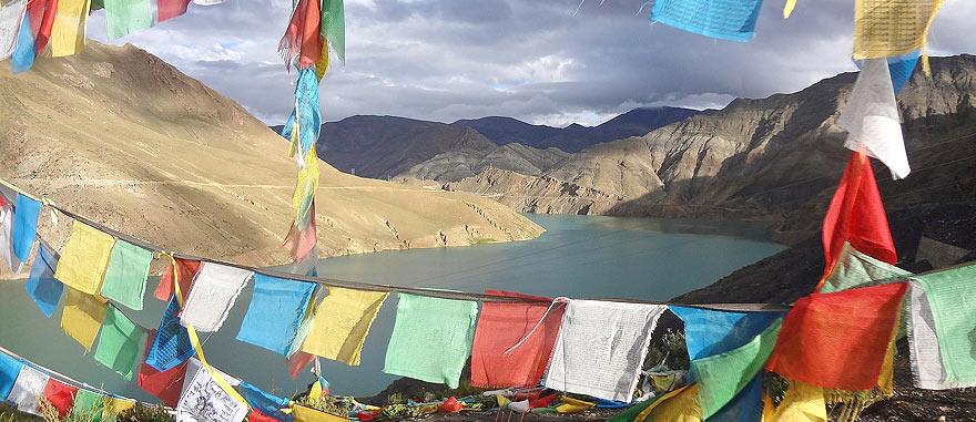 Yarlung Zangbo River in Tibet