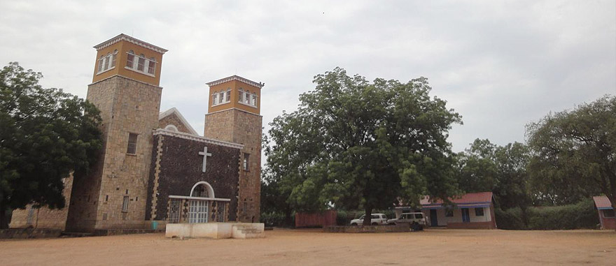 All Saints Cathedral in Juba - Juba Travel Guide