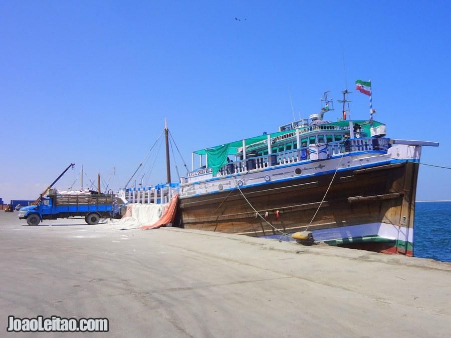 Berbera Port in Somaliland