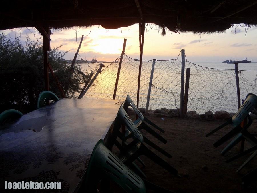 Restaurant in Berbera Somaliland