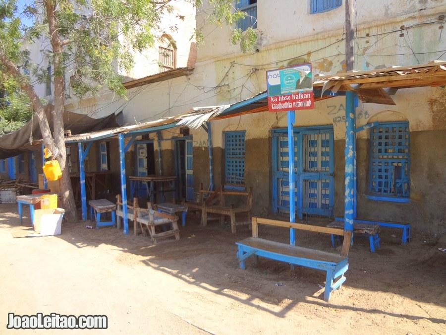 Drink Somali Tea in Berbera