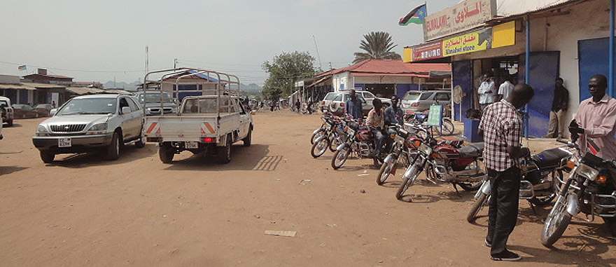 Backpacking travel guide to visit South Sudan