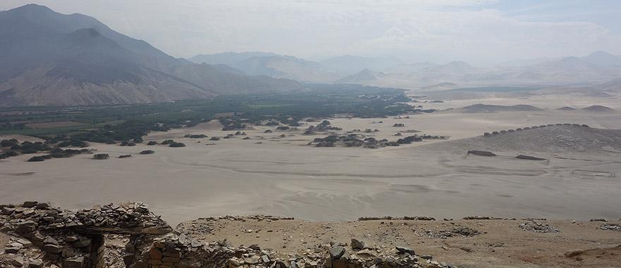 Visit Chankillo in Peru