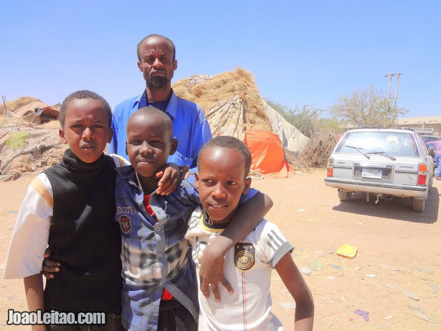 Visit Somaliland and meet very friendly people