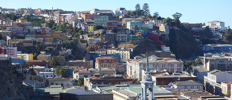 Visit Valparaiso in Chile
