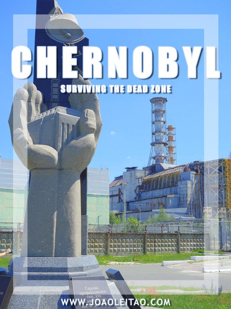 Chernobyl & Pripyat, Ukraine – Surviving the dead zone