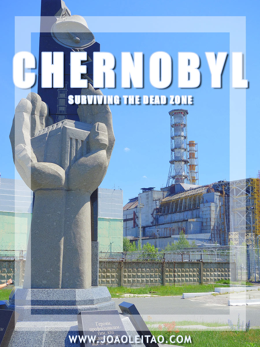 Chernobyl and Pripyat, Ukraine - Surviving the Dead Zone
