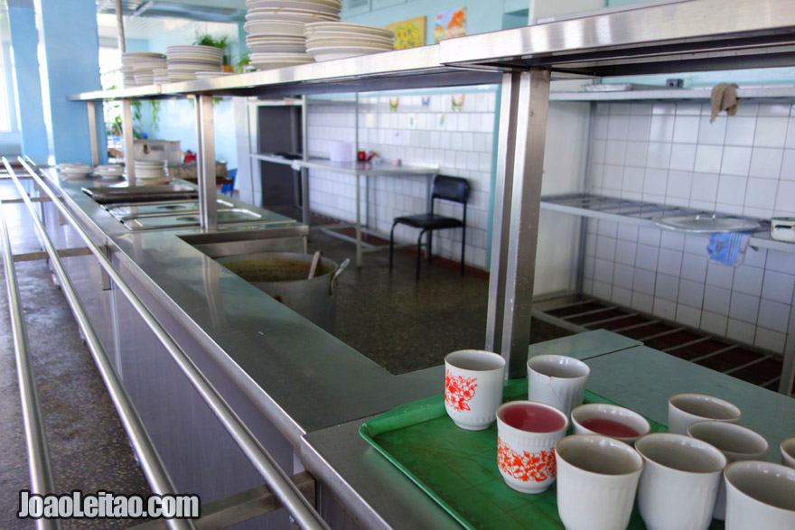 Chernobyl Canteen Lunch - Chernobyl Tour