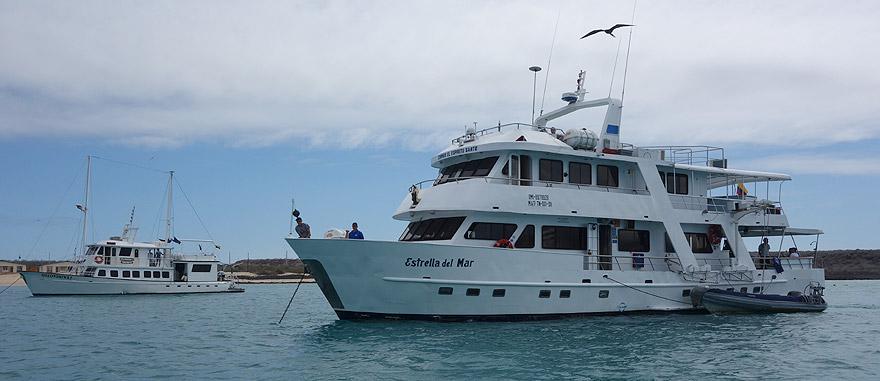 Estrella del Mar Galapagos Cruise