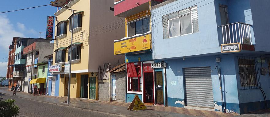 Hostel Luis House em Puerto Baquerizo Moreno