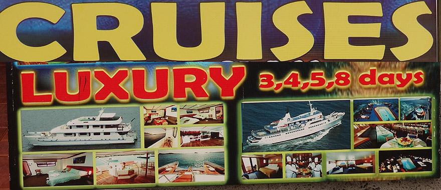 Luxury Class Galapagos Cruises