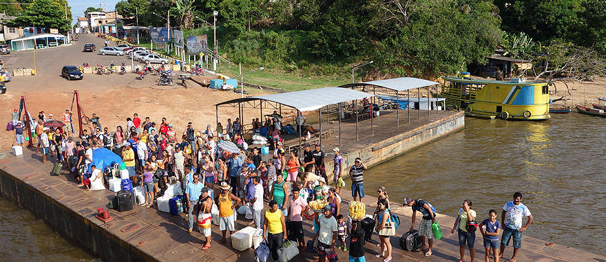 What to bring to travel in the Amazon