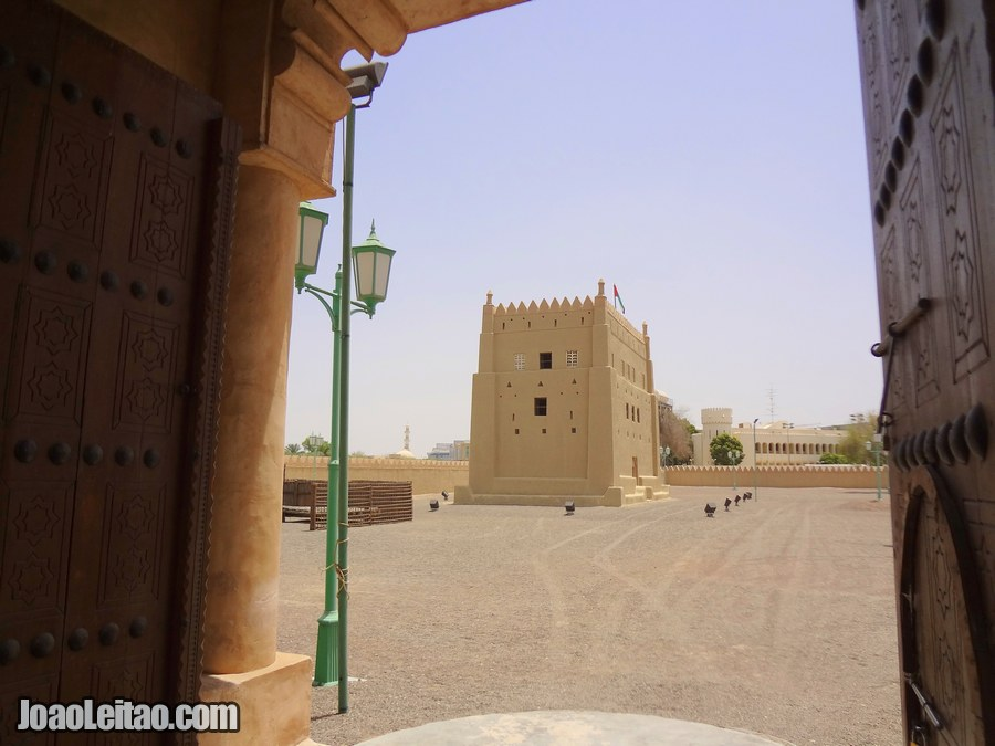 Visit Al Murabaa Fort United Arab Emirates
