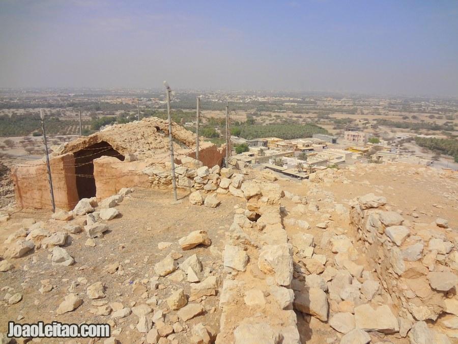 Visit Shamal Ruins United Arab Emirates