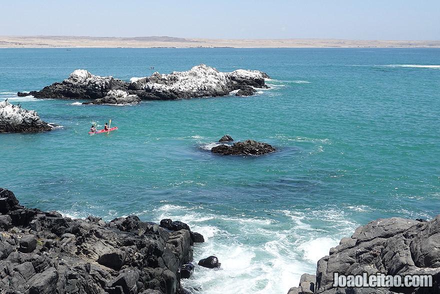 Photo of Bahia Inglesa coast in Atacama Chile