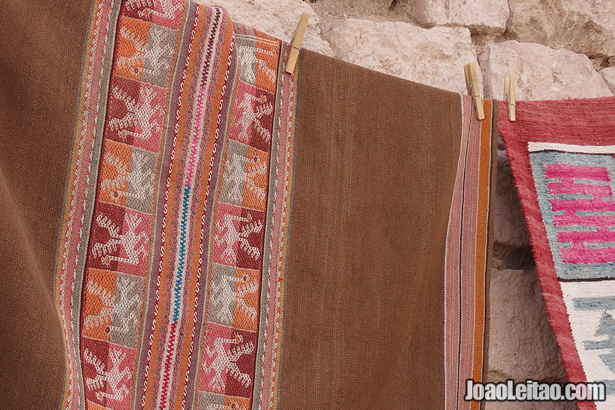 Photo of Atacama traditional Fabrics Chile