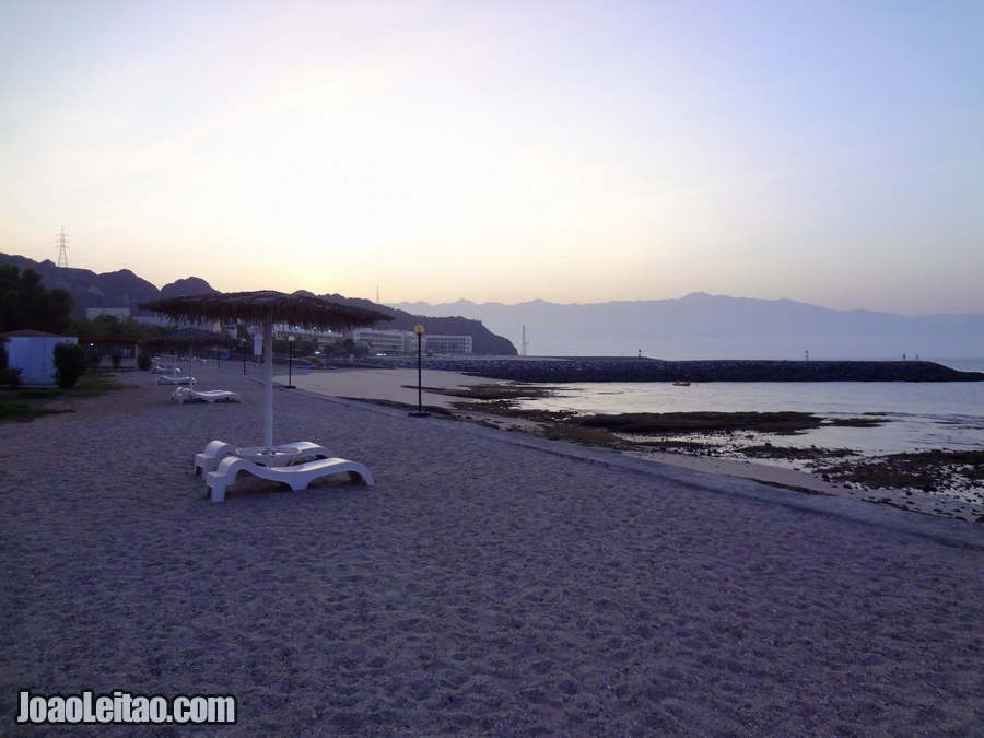 Visit Dibba United Arab Emirates