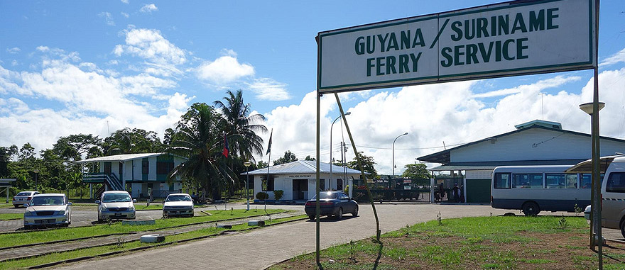 Guyana servizio di incontri