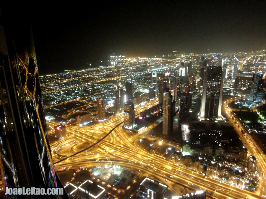 Burj Khalifa Observation Deck United Arab Emirates