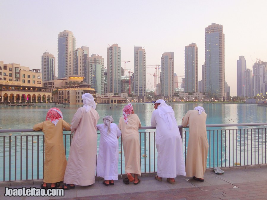 Visit Dubai City United Arab Emirates