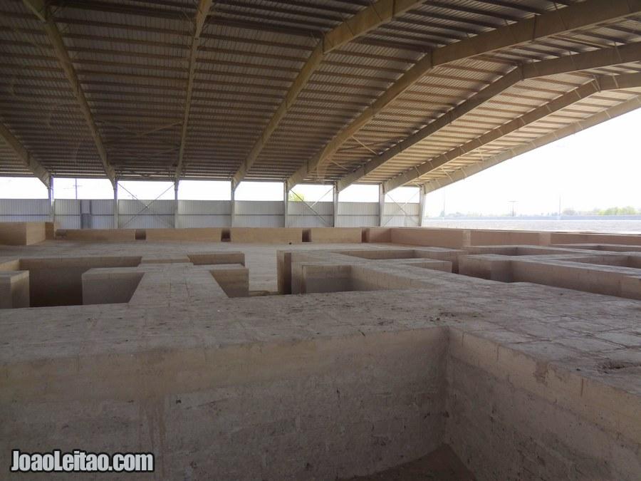 Visit Archaeological Fort of Maleha United Arab Emirates