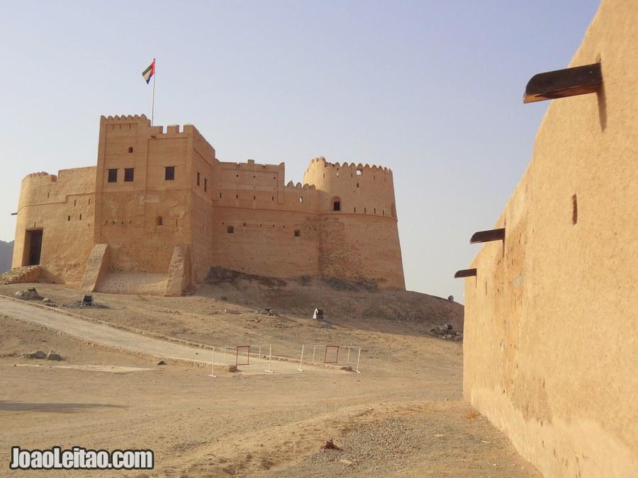Visit Fujairah Fort United Arab Emirates