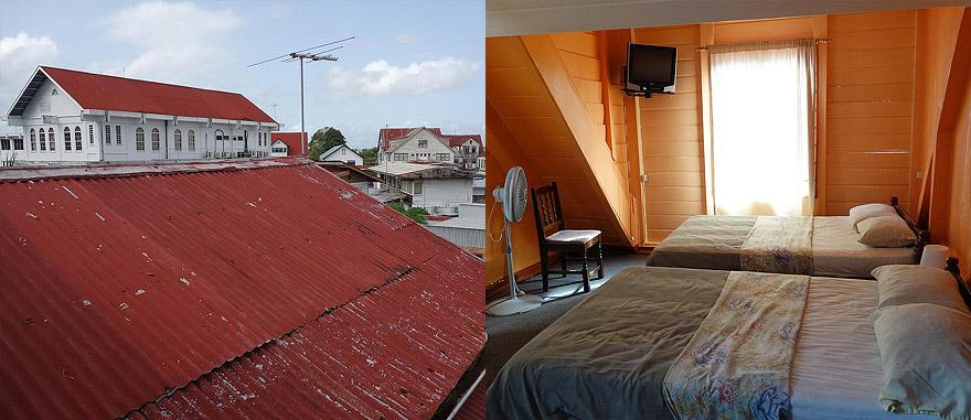 Guest House Albergo Alberga in Paramaribo Suriname