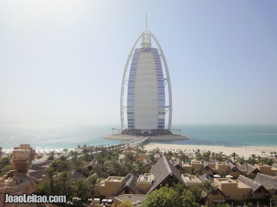 Visit Hotel Burj Al Arab United Arab Emirates