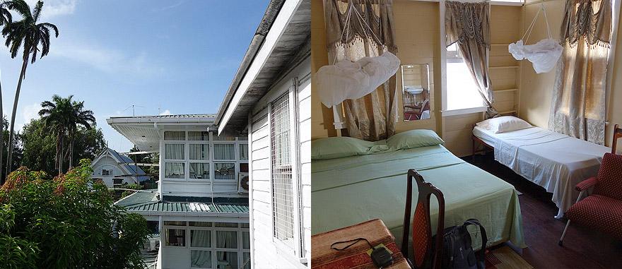 Rima Guest House in Georgetown Guyana