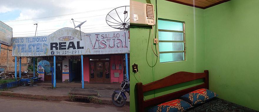 Hotel Real in Oiapoque Brazil