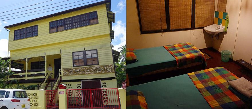 Guest House Twenty4 in Paramaribo Suriname