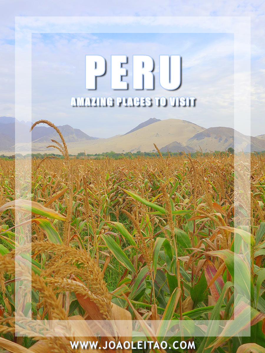Visit Peru  - 80 Amazing places to Travel