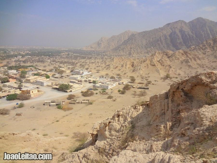Visit Shamal Julphar United Arab Emirates
