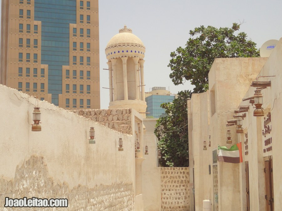 Visit Sharjah Heritage Area United Arab Emirates