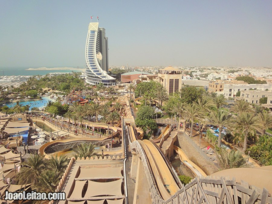 Visit Wild Wadi Water Park United Arab Emirates