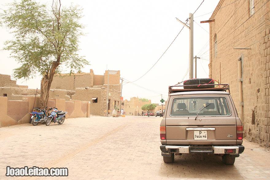City center Timbuktu