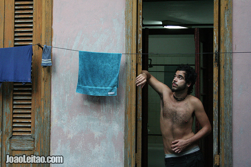 Cuban boy in Old Havana