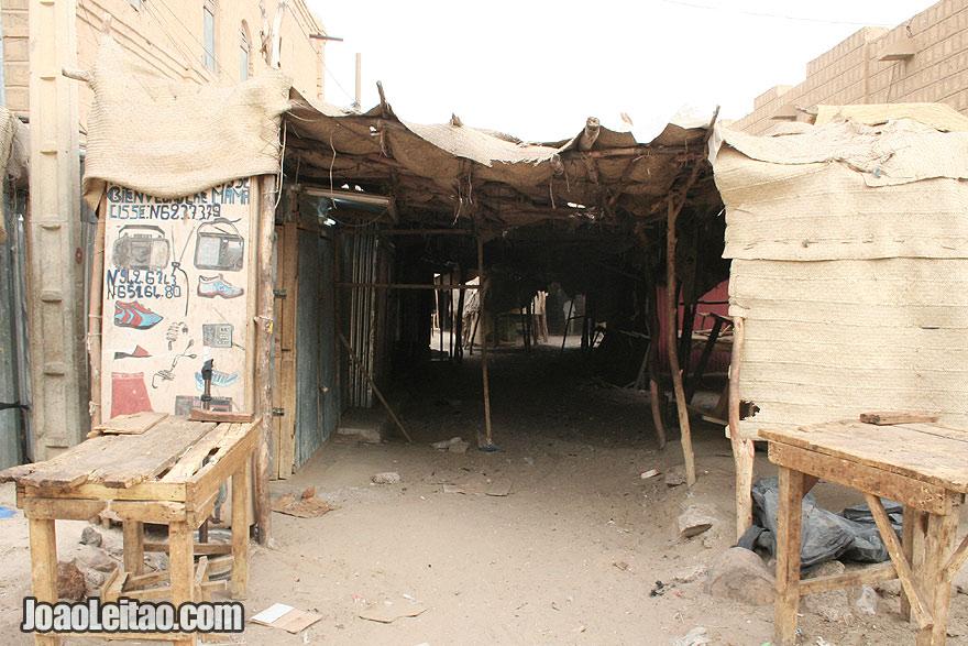 Empty-Market-Mali