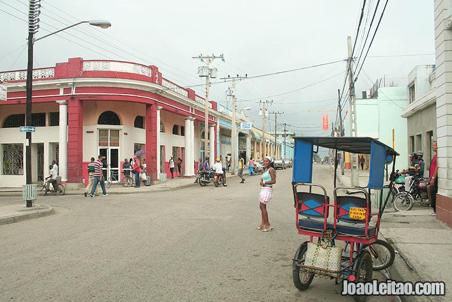 Guantanamo street