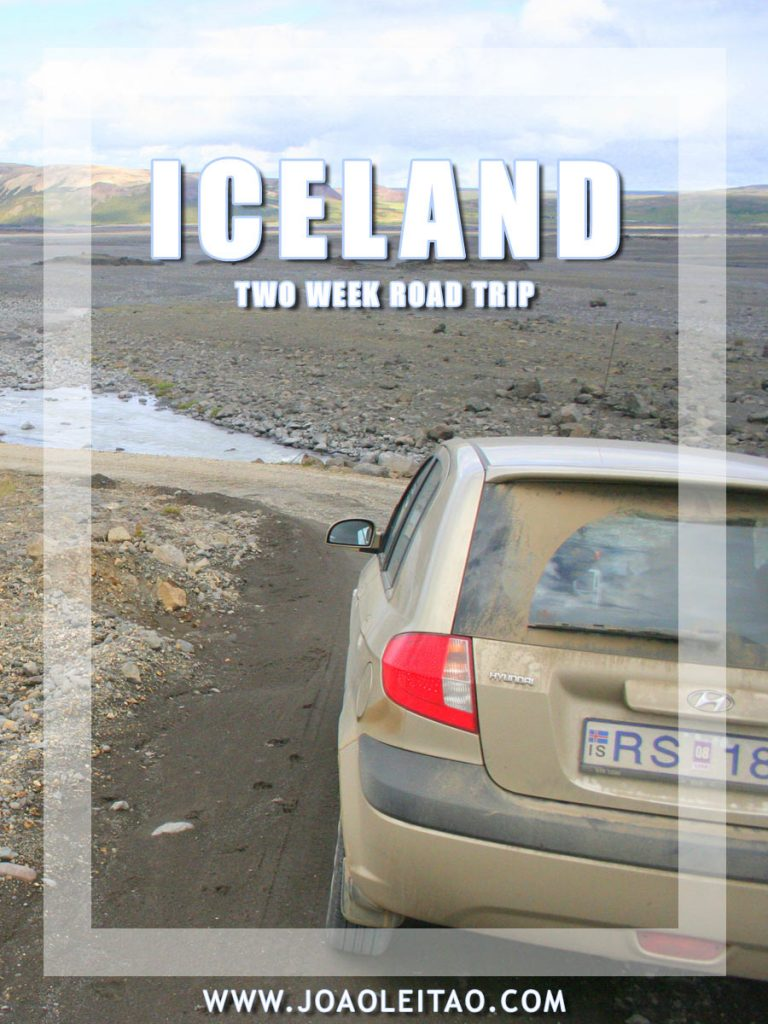 Driving in Iceland • 2-Week Road Trip » 3000 km