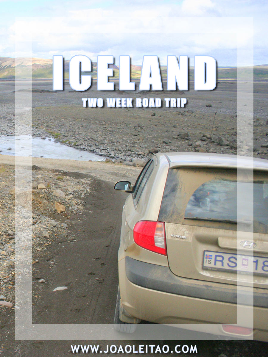 Driving in Iceland - 15 days road trip - Ring Road + Westfjords