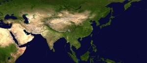 Asian continent, Asian