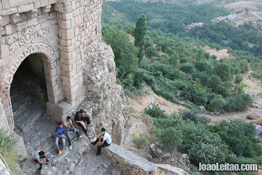 Badinan Gate - Visit Amadiyah