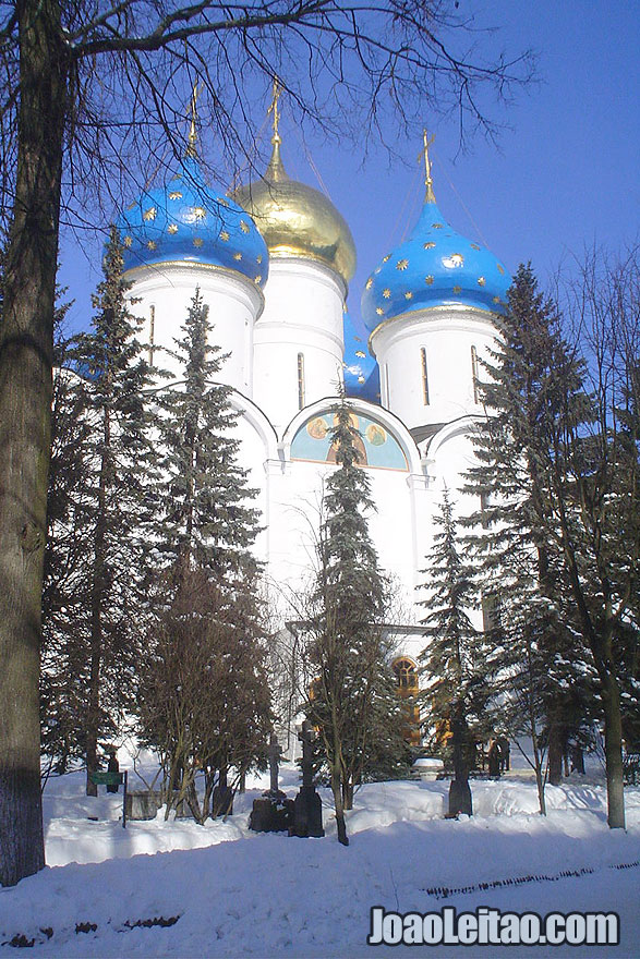 Sergiyev Posad Assumption Cathedral