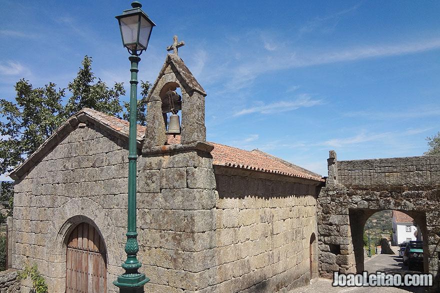 Capela do Espírito Santo chapel in Monsanto