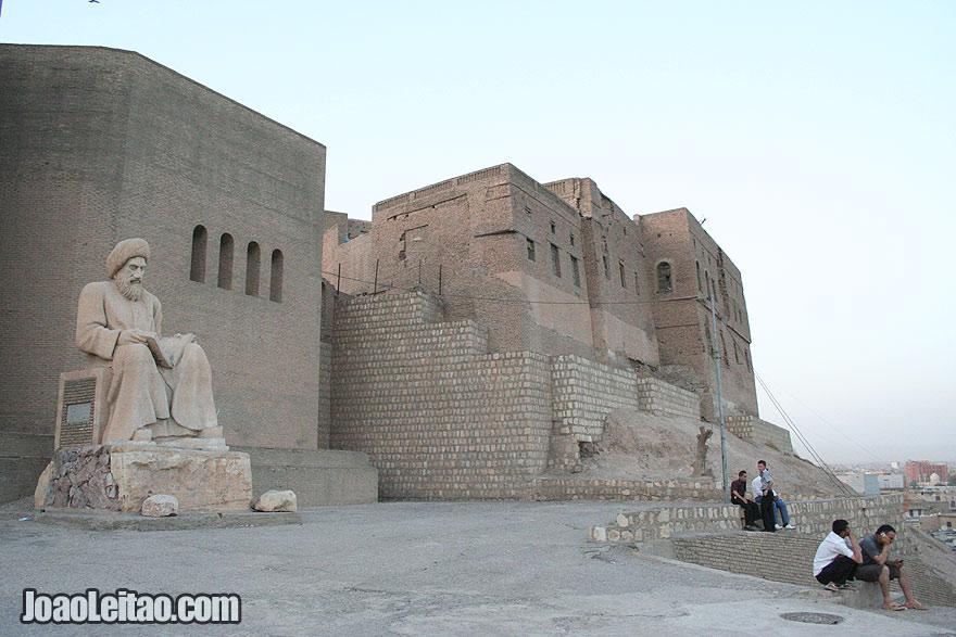 Erbil Fortress - Visit Erbil