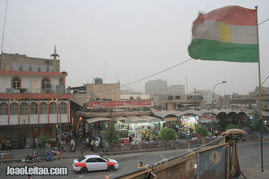Guide to Erbil - the capital of Iraqi Kurdistan